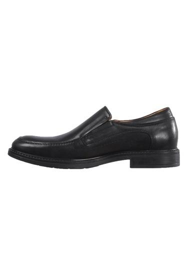 Dr.Flexer Dr. Flexer 028502 Deri Erkek Ayakkabı Siyah